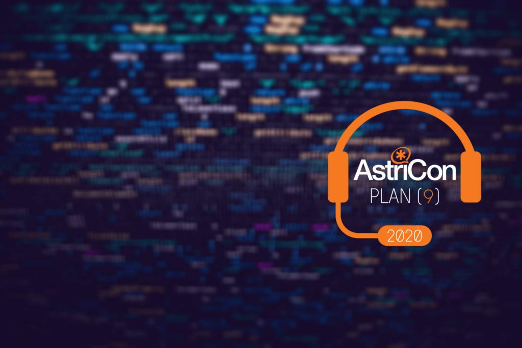 Astricon banner 2020