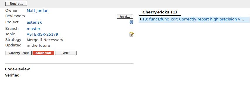 gerrit-cherry-pick-three